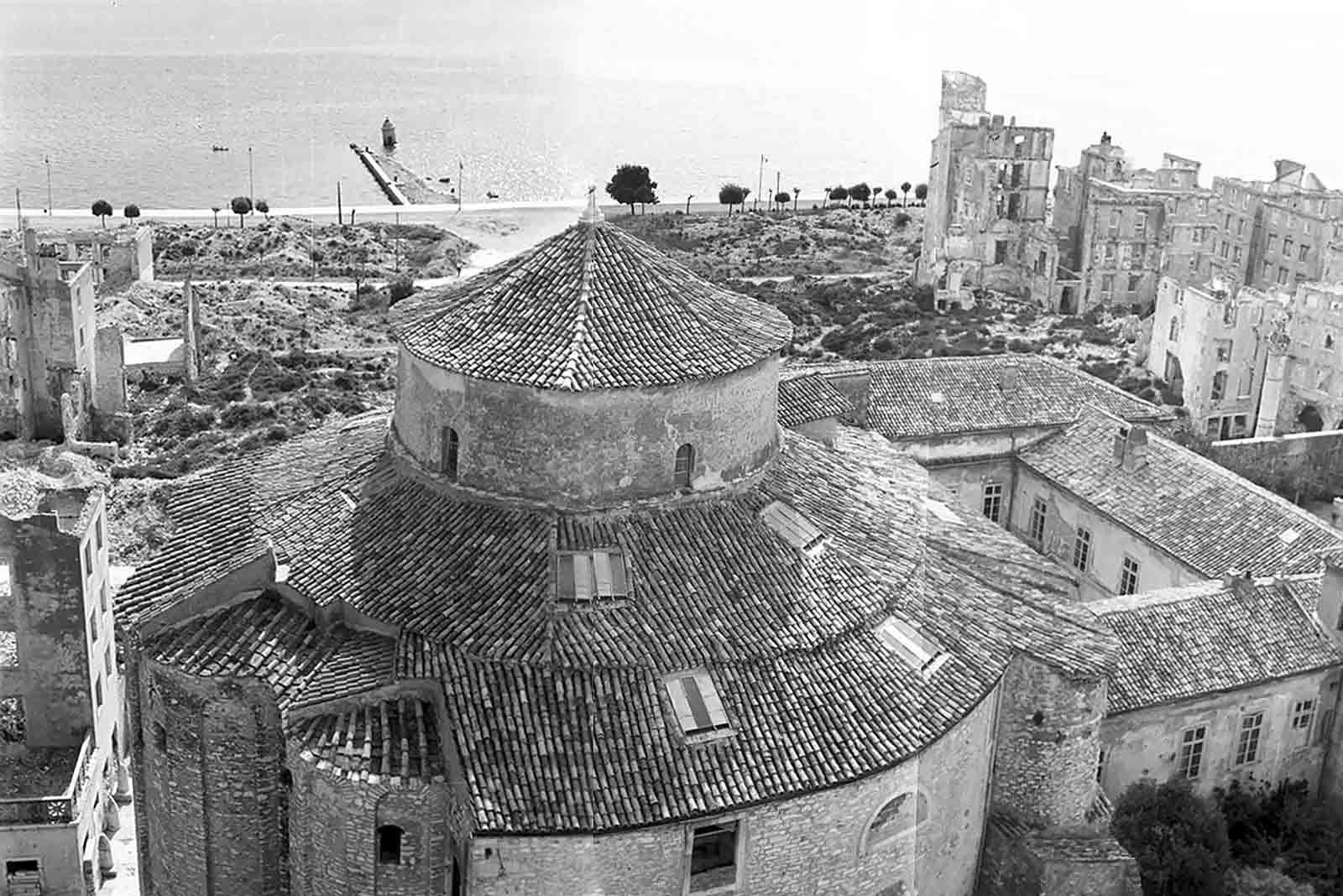 Zadar 1945