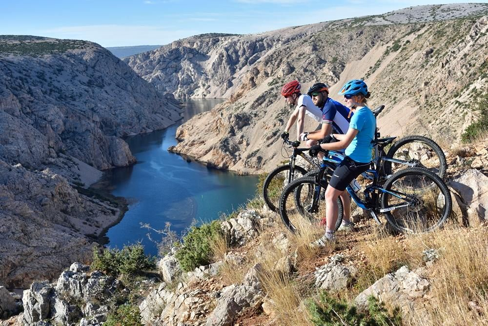 Zadar Bike Magic Zrmanja Canyon