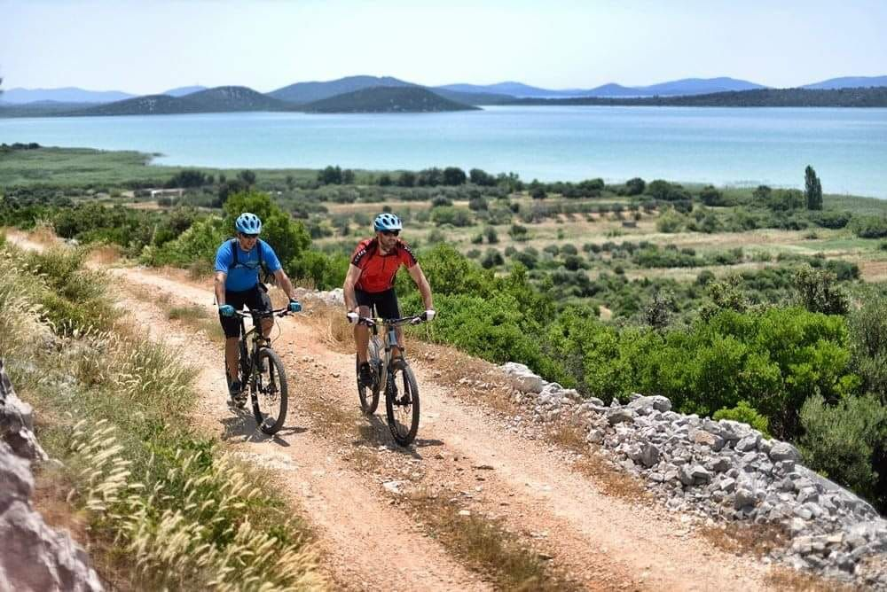Zadar Bike Magic Vrana