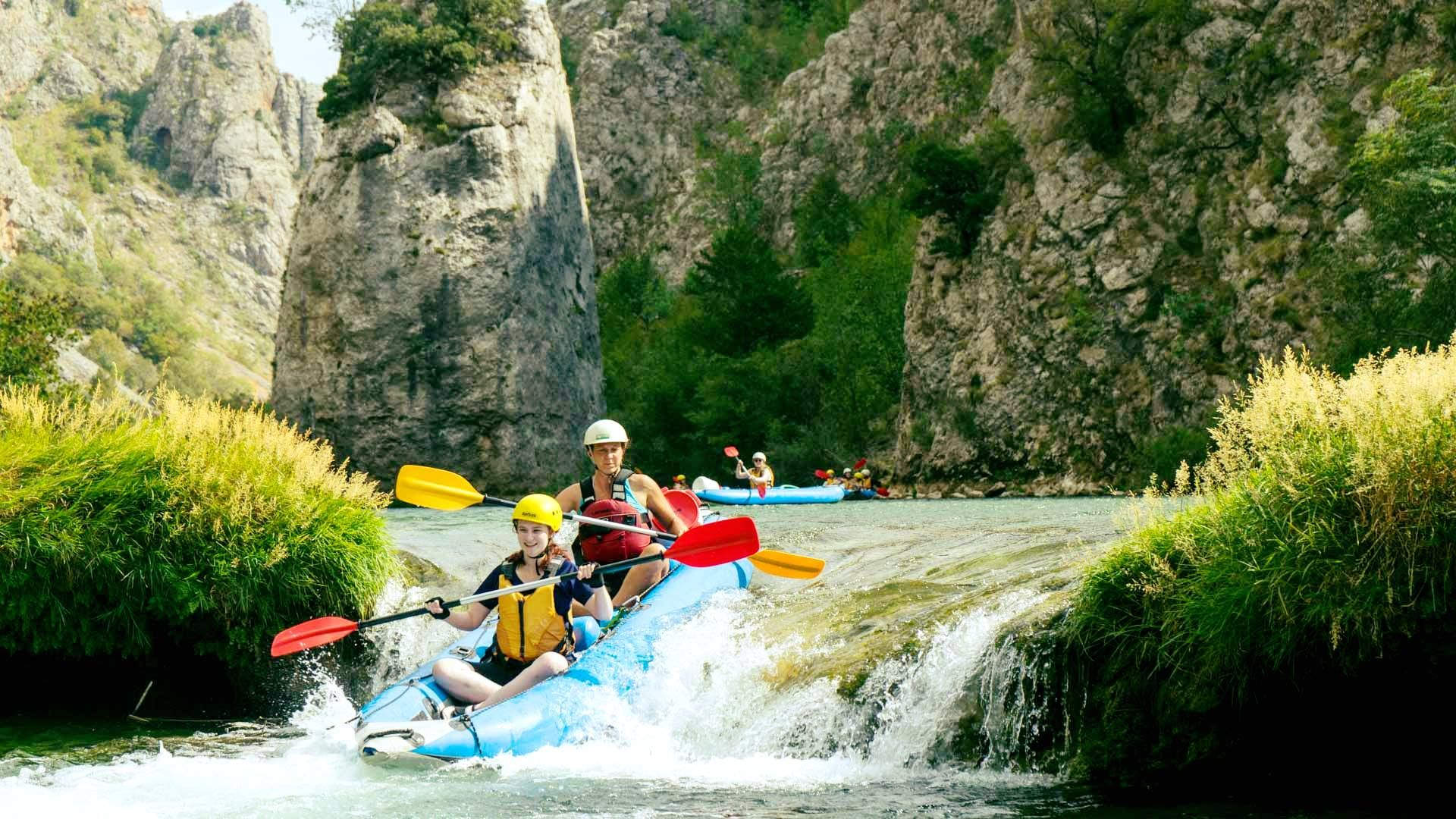 Raftrek Zrmanja River Adventures